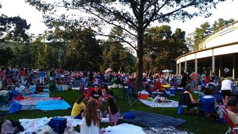 Lenox Massachusetts The Only Things To Do There by Picnic Concert Venue For Concert Fabulous