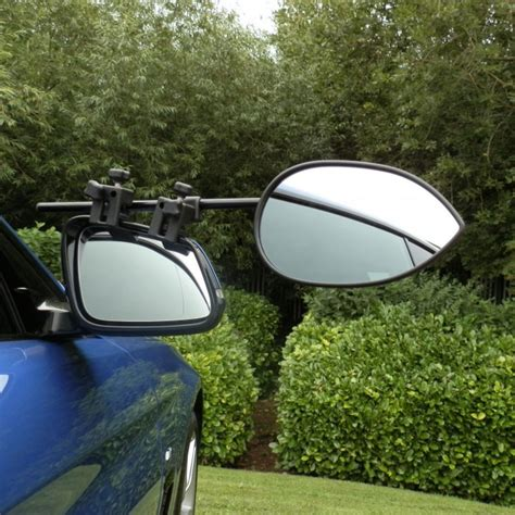 L Plus Mirrors by Caravansplus Milenco Aero3 Wide Towing Mirrors