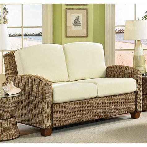 wicker sofa set indoor wicker furniture isn t just for outdoors it looks great