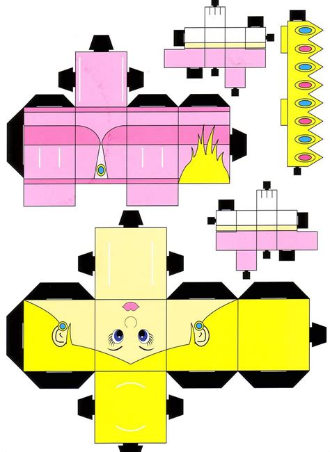 Papercraft Printables - paper crafts to print papercraft