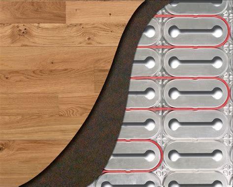 riscaldamento a pavimento con parquet pu 242 il sistema radiante convivere con il rivestimento in
