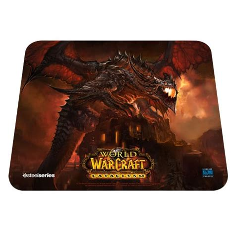 Tapis De Souris Wow by Steelseries Qck Edition Limit 233 E World Of Warcraft