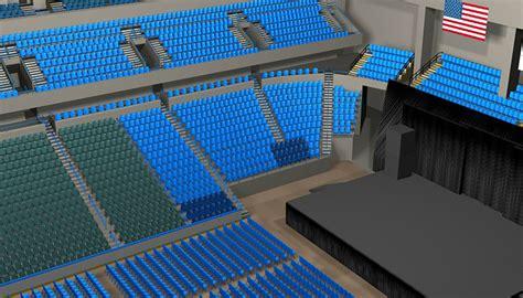 Mohegan Sun Arena Floor Plan by Interactive Seating Chart Mohegan Sun Arena