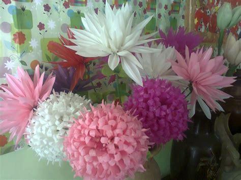 membuat kerajinan bunga dari sedotan 10 kerajinan tangan dari sedotan mas fikr