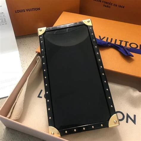 louis vuitton monogram iphone 7 8 plus trunk tech accessory tradesy