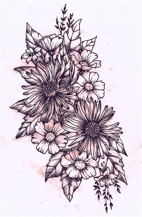 wildflower tattoos designs 25 best ideas about wildflower on