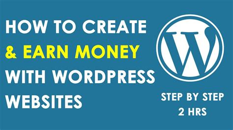 wordpress tutorial in telugu wordpress telugu tutorials how to create free website