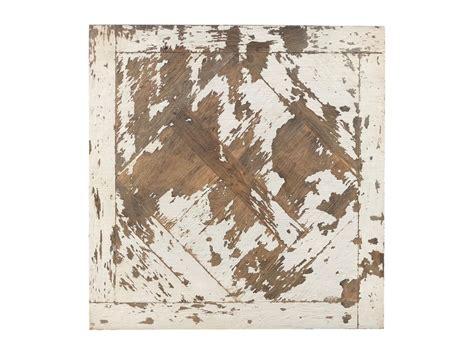 506 Range Distressed Oak Antique Oak Panel Flooring With Distressed Paint Finish Bca Antique Materials