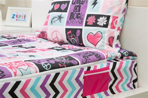 zipit bedding shark tank 10 ideas to decorate a teenage girl bedroom hirerush