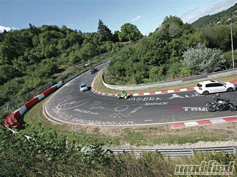 nürburgring nurburgring nordschleife track review modified magazine