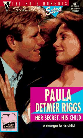 secrets his books secret his child by paula detmer riggs reviews