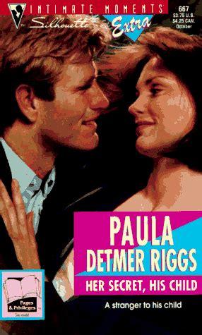 secrets his books secret his child by paula detmer riggs reviews