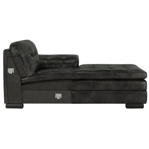 Large Leather Sectional With Chaise City Furniture Trevor Gray Leather Large Right Chaise Sectional