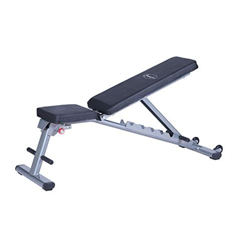 weight bench foldable soozier seven position adjustable foldable weight bench