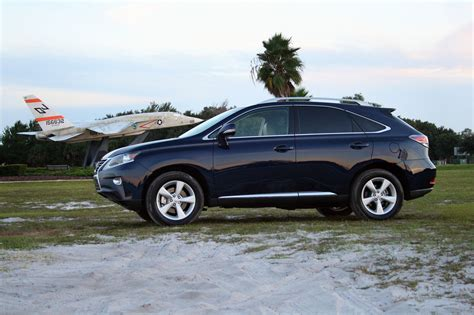 lexus dark blue 2014 lexus rx 350 driven picture 574731 car review