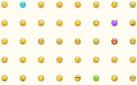 emoji vector free free 40 minimal emoji icons vector svg png titanui