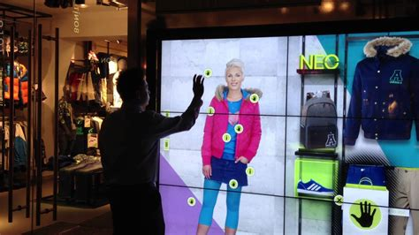 Launch Of Shop Vogue Interactive Advertisement Site by Retail Window Display Design Visual Marketing For Brands