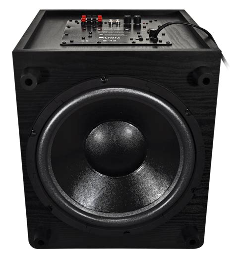 home theater subwoofer osd  high powered