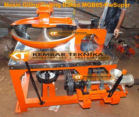 Mesin Giling Daging Mgb 66 mesin giling daging mgb 65 jual alat mesin giling