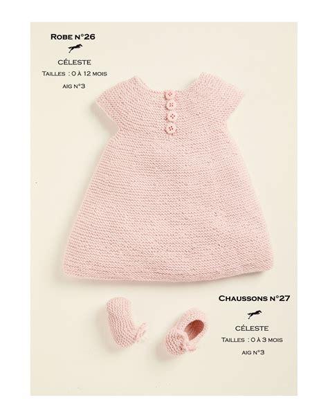 Modele Chausson Tricot Bebe Gratuit