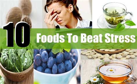 Tips To Beat Stress With Food by Top 10 Foods To Beat Stress Diy Health Remedy