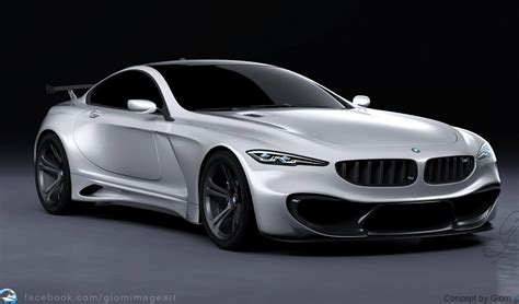 bmw hypercar woah the bmw m8 supercar is actually happening