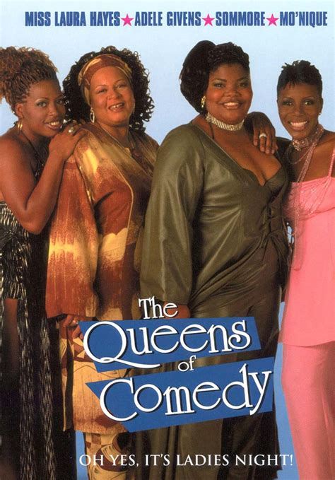 comedy film characteristics the queens of comedy 2001 steve purcell synopsis