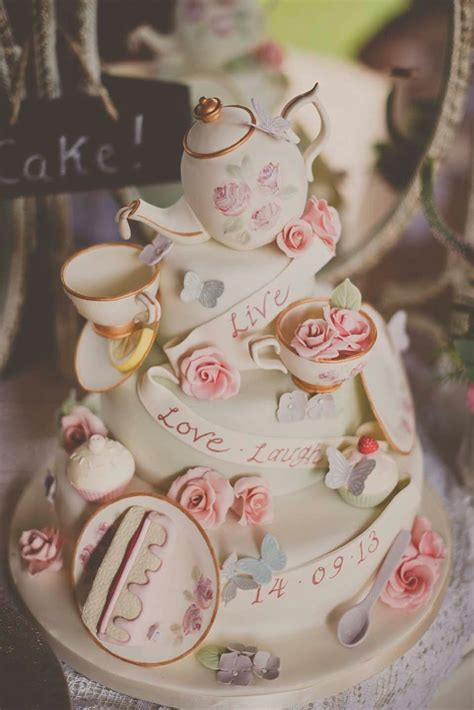 vintage wedding cake ideas afternoon tea inspired cakes food heaven food heaven