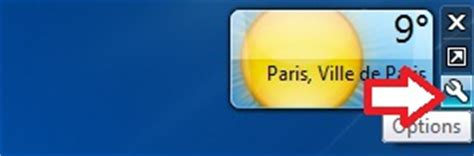 meteo bureau comment installer la m 233 t 233 o sur bureau windows 7