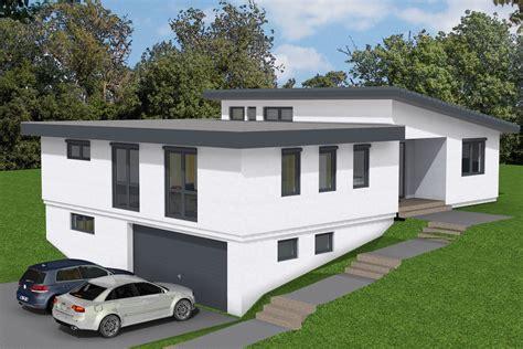 einfamilienhaus neubau mit garage emphit