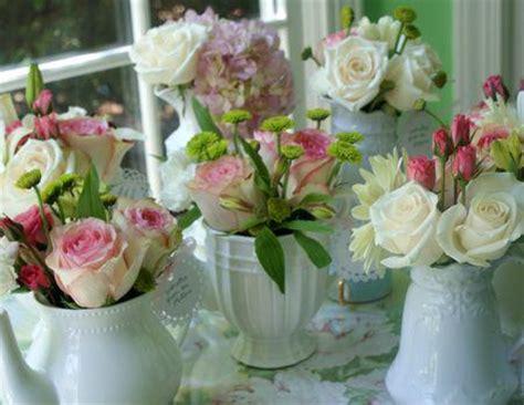 vases et fleurs romantiques paperblog