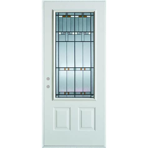 stanley doors 32 in x 80 in architectural 3 4 lite 2