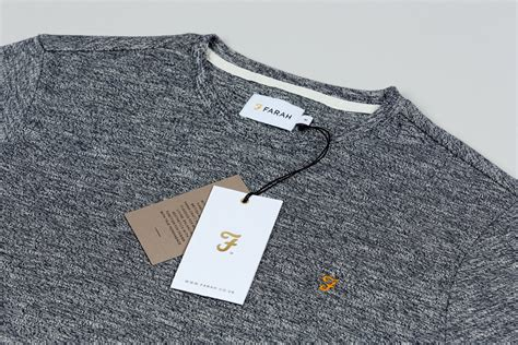 Design Label For Clothing | new logo brand identity for farah by post bp o
