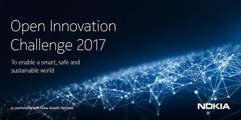 Http Sustainabilitymbachallenge Mba Challenge 2017 by A Challenge For Lifetime Nokia Conducts Open Innovation