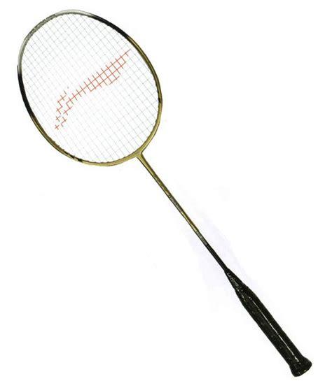 Raket Li Ning G Lite 3000 li ning g lite 3000 badminton racket sr buy at best price on snapdeal