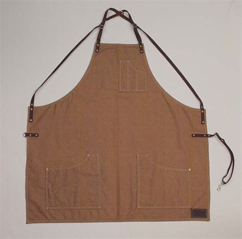 heritage woodworks heritage woodworks classic canvas apron shop apron