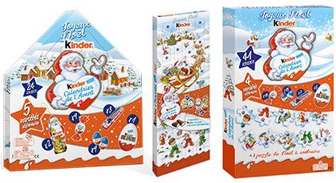 Calendrier Kinder Noel En Attendant No 235 L Faites Vous Plaisir Avec Les