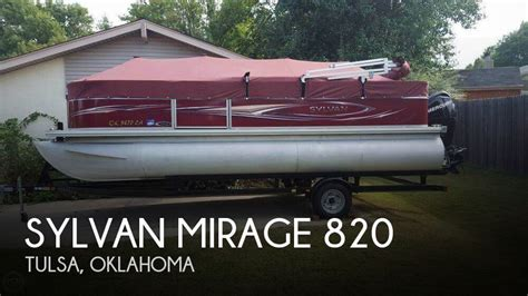pontoon boats for sale tulsa 2012 sylvan 20 pontoon boat for sale in tulsa ok