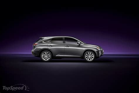 2013 lexus rx 450h review review hybrid cars 2013 lexus rx 450h picture 441604 car review top speed