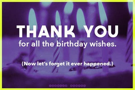 Thanks Everyone For The Birthday Wishes Quotes 31 Birthday Thank You Quotes Curated Quotes