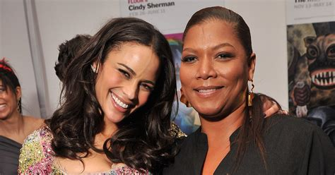 who is paula patton dating rumor that paula patton is dating queen latifah might just
