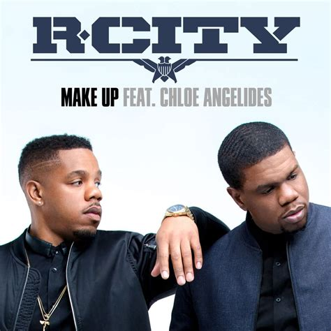 r city feat nouveaut 233 r city feat chloe angelides make up clip