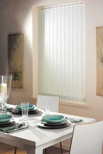 Dining Room Vertical Blinds Window Blinds Northern Beaches Eastern Suburbs Blind