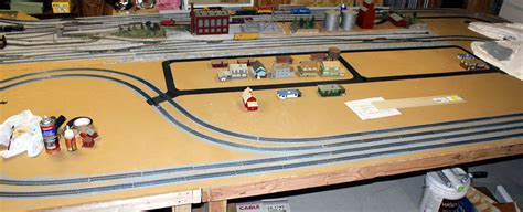 ho layout design and construction train real and models