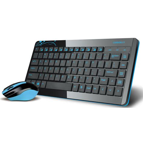 Keyboard Mouse Wireless Lenovo free shipping 2 4g wireless keyboards with 1000dpi gaming