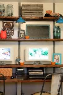 Closet Organization Ideas On A Budget - remodelaholic office organization resolution time