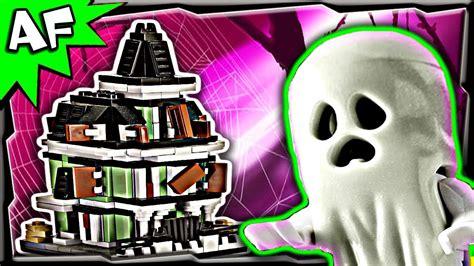 monster house rating mini haunted house 10228 custom lego monster fighters
