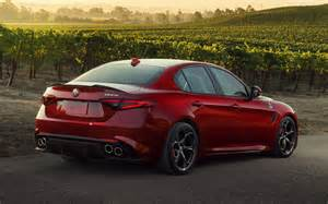 Alfa Romeo Gilia 2017 Alfa Romeo Giulia To List From 38 990