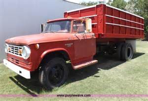 Dodge Grain Truck For Sale Used Construction Agricultural Equip Trucks Trailers