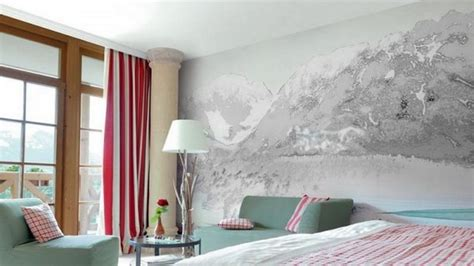 Murals For Bedroom by Bedroom Wall Murals In 25 Aesthetic Bedroom Designs Rilane